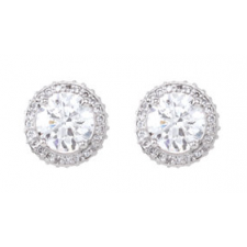 Diamond Entourage Stud Earrings