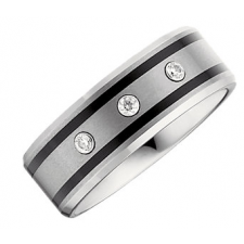 contemporarily Metal Weding Bands