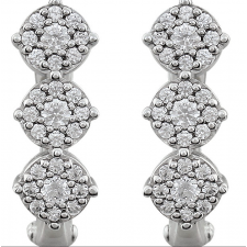 DIAMAMOND EARRING